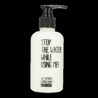 Stop The Water While Using Me! Lemon Honey Hand Balm 200ml