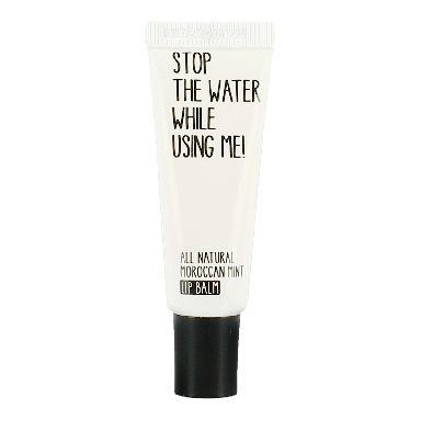 Stop The Water While Using Me! Moroccan Mint Lip Balm 10ml