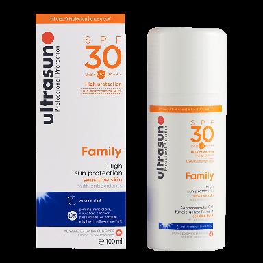 Ultrasun Family High Sun Protection Sensitive Skin SPF30 100ml