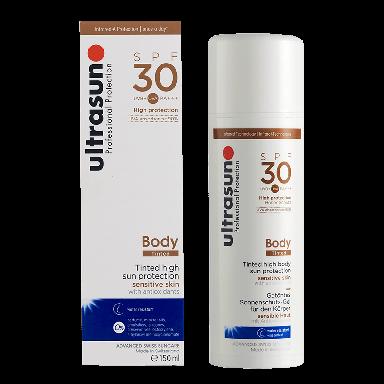 Ultrasun Body Tinted High Sun Protection SPF30 150ml