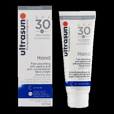 Ultrasun Anti-Ageing Anti-Pigmentation Hand Cream Sensitive Skin 75ml