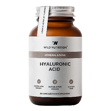 Wild Nutrition Hyaluronic Acid (30 Capsules)