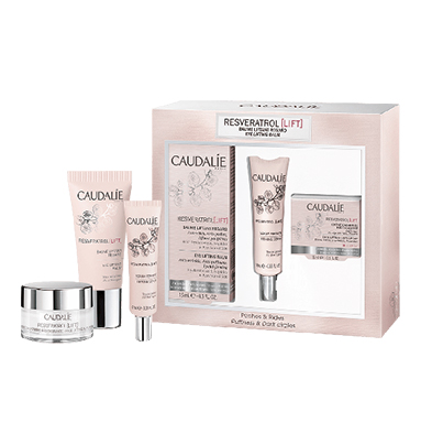 Caudalie Resveratrol Lift Eye Gift Set