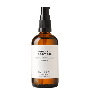 BY SARAH LONDON Organic Body Oil 100ml