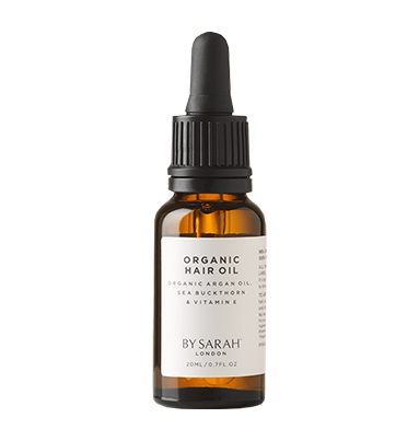 BY SARAH LONDON Organic Hair Oil 20ml