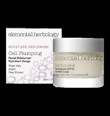 Elemental Herbology Cell Plumping Moisturiser SPF8 50ml