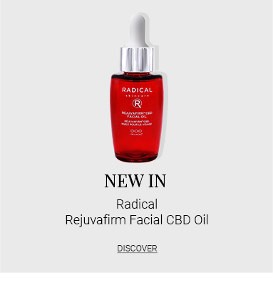 Radical Rejuvafirm Facial CBD Oil