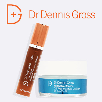 Buy two or more Dr Dennis Gross products and receive two free Dr Dennis Gross deluxe samples.